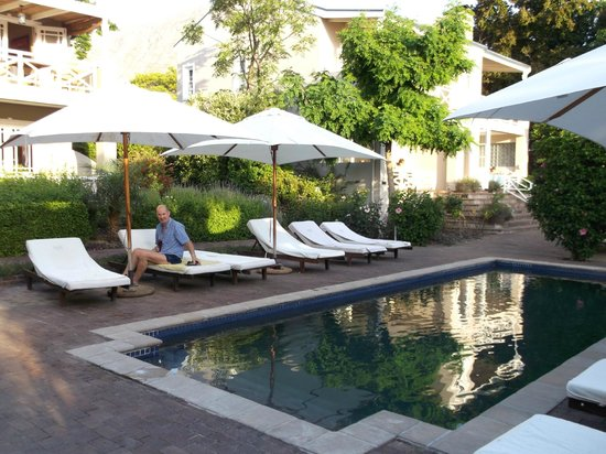Plumwood Inn : main swimming pool