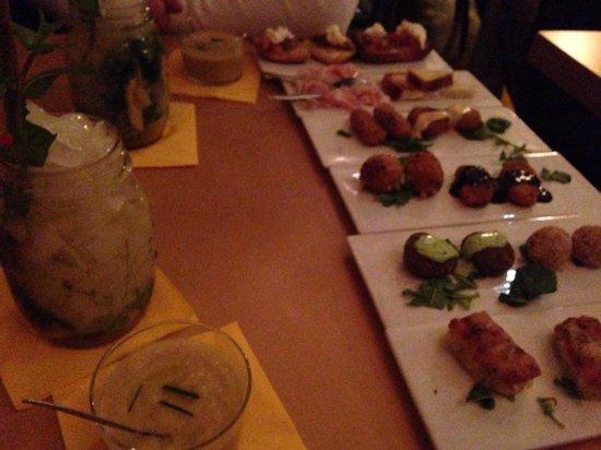 Deep Milano Cafe & Food: Mega mojito e apericena!