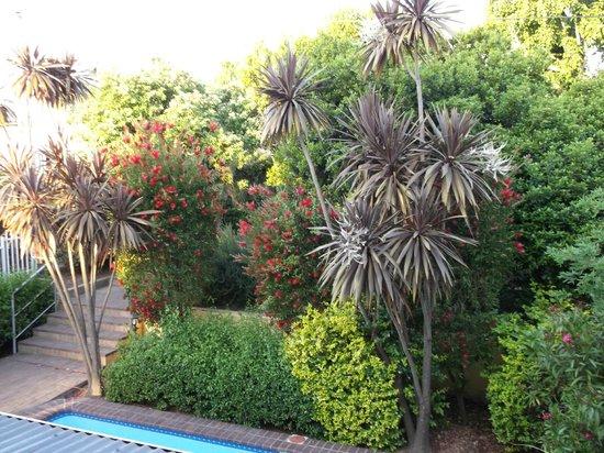 Plumwood Inn : beautiful gardens