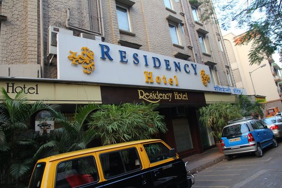 Residency Hotel: Вид отеля снаружи