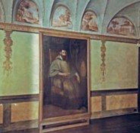 Museo e Fondazione Palazzo Bondoni Pastorio: sala dei paesaggi