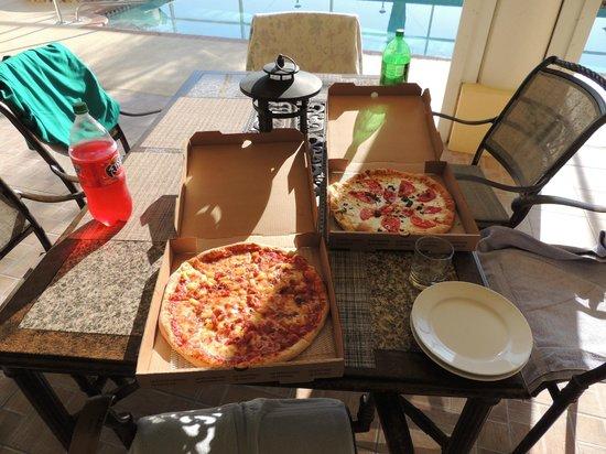 Maria's Pizzeria & Restaurant: Lecker!