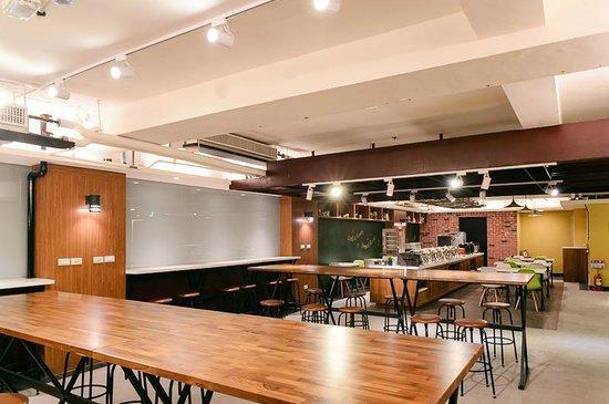 Kiwi Express Hotel – Chenggong Rd: 餐廳