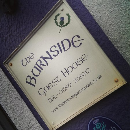 The Burnside Guest House
