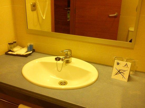 Aqua Hotel Onabrava & Spa : baño