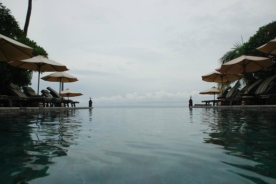Puri Mas Boutique Resort & Spa : The pool
