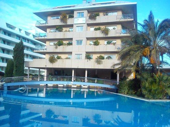 Aqua Hotel Onabrava & Spa : zona piscina