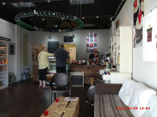 Brown Deli: Quite the best deli in Costa Teguise