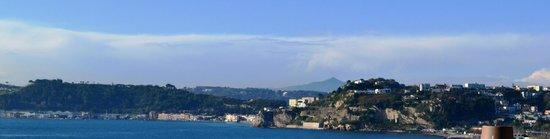 Arco Felice, Italien: Monte Epomeo Ischia - Hotel La Tripergola Pozzuoli