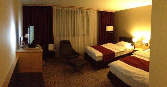 Mövenpick Hotel Den Haag - Voorburg: Really spaceful rooms
