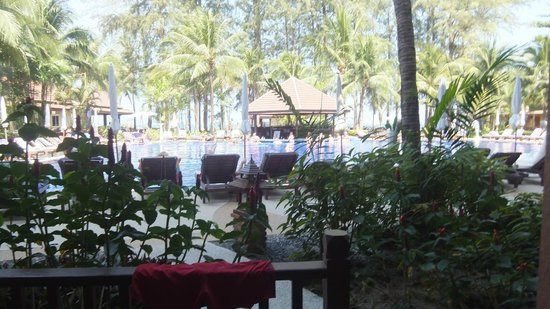 Best Western Premier Bangtao Beach Resort & Spa : View from our room 4104