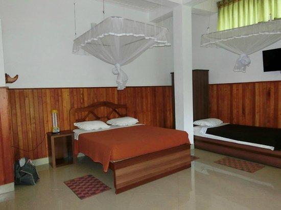 Ella Mount Heaven Hotel: 2