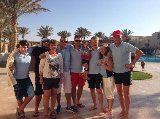 Jaz Samaya Resort : Volleyball Team