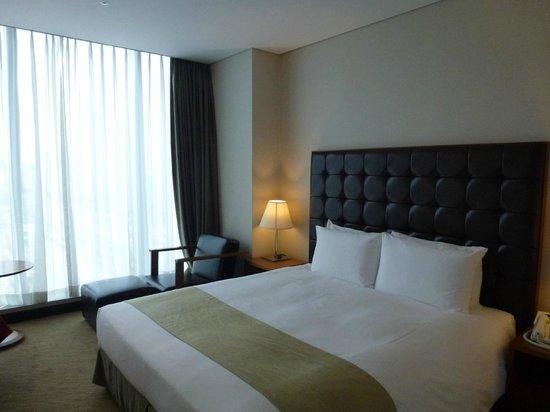 Orakai Songdo Park Hotel: Zimmer