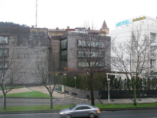 Hotel Codina: vistas desde la habitacion