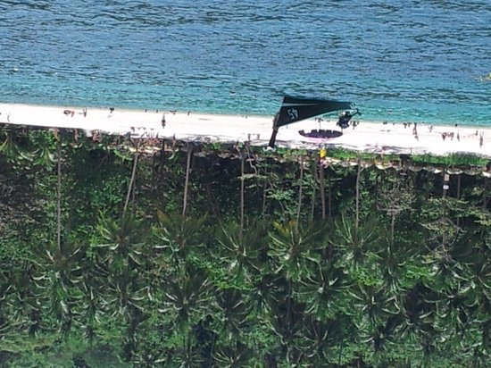 Dusit Thani Laguna Phuket: la spiaggia di freedom beach