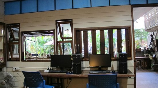 Baan Norn Plearn : Common area for everyone