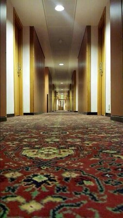 Central Park Hotel: Second floor