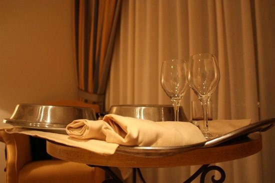 Hotel Alicante Golf : Room service