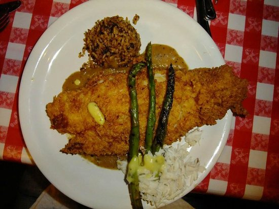 Prejean's : catfish