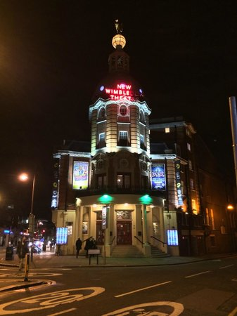 The New Wimbledon Theatre