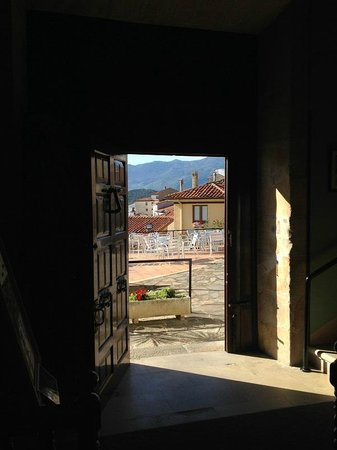 Palacio De Los Vallados: Recepción