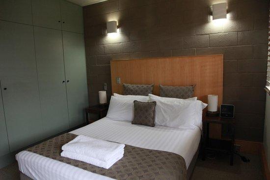 Royal Mail Hotel: Master Bedroom