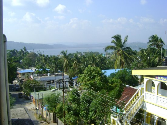 Noble Homestay, Andamans: View of Port Blair