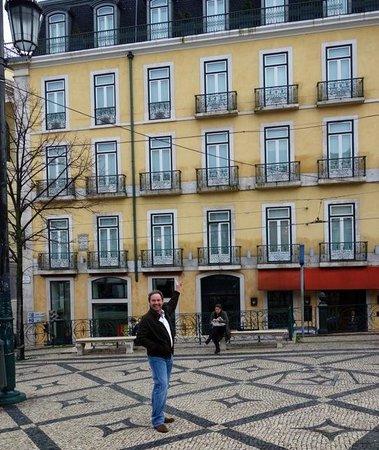 Bairro Alto Hotel: Home for 2 nights