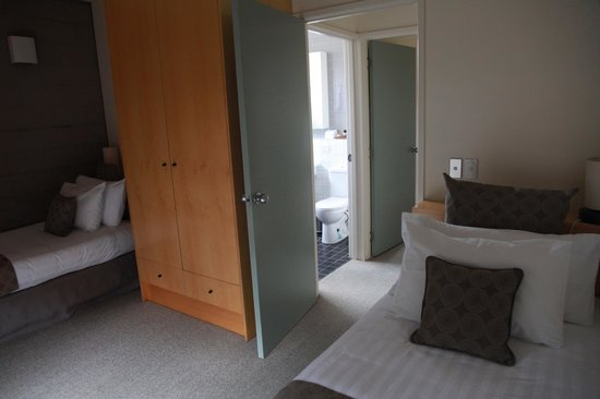 Royal Mail Hotel: Corridor from Second Bedroom