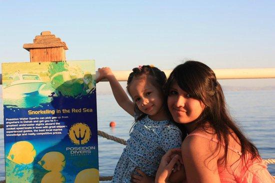 Le Meridien Dahab Resort: ;)