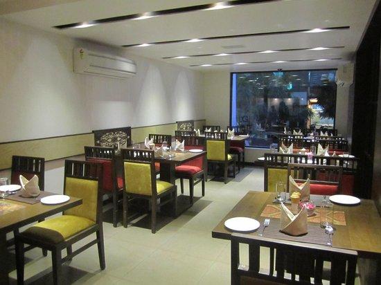 Havmor Restaurant: Interior look