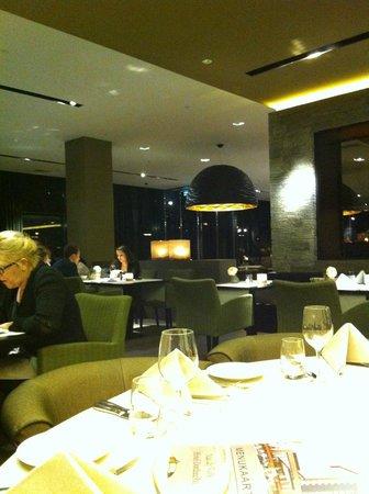 Van der Valk Hotel Dordrecht: Restaurant