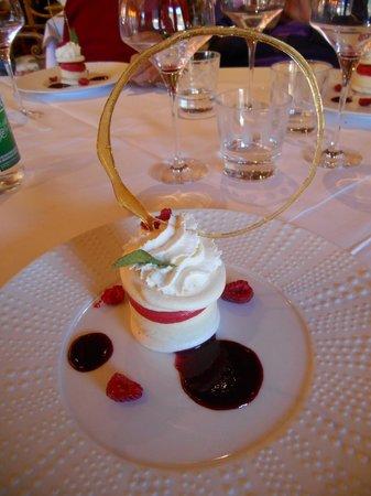 Fouday, France: délicieux vacherin