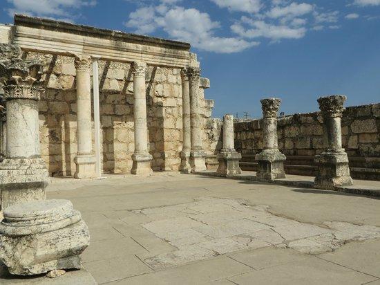 Pina Balev: Capernaum nearby