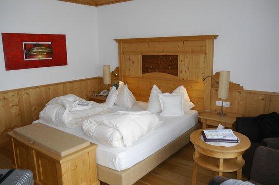 Vitalpina Hotel Dosses: Terrassenzimmer
