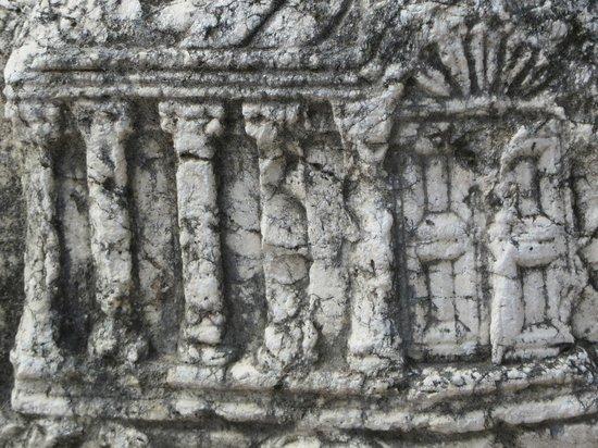 Pina Balev: Ruins at Capernaum
