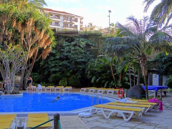 Hotel Puerto de la Cruz: Pool 1