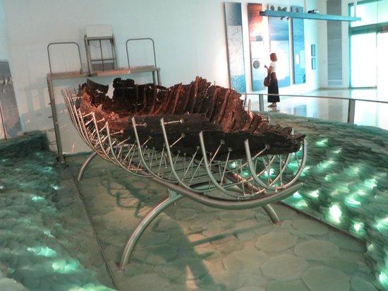 Pina Balev: 2000 year old 'Jesus Boat'