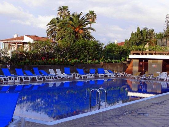 Hotel Puerto de la Cruz: oberer Pool