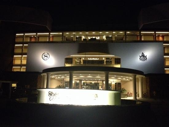 Sheraton Colonia Golf & Spa Resort: sheraton de noche