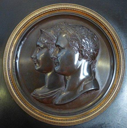 Bamburgh Castle: Napoleon & Josephine