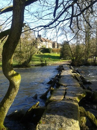 Tarr Farm Inn / Tarr Steps Feb 2014