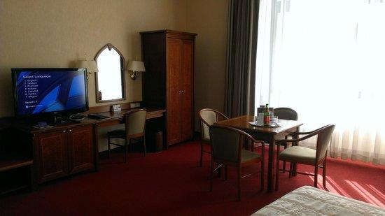 Radisson Blu Beke Hotel, Budapest: 241