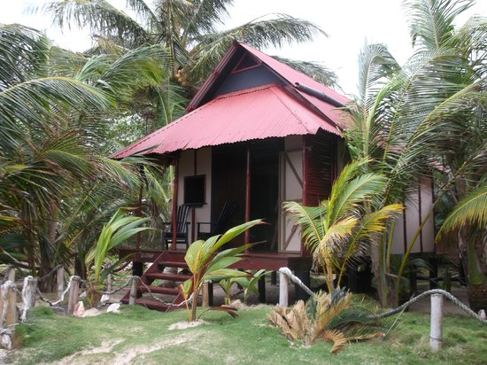 Little Corn Beach and Bungalow : cabin
