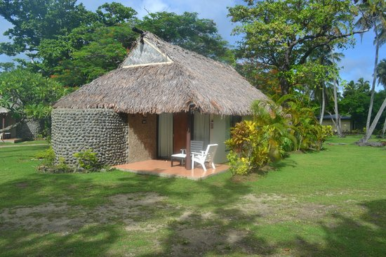 Mana Island Resort: Outside