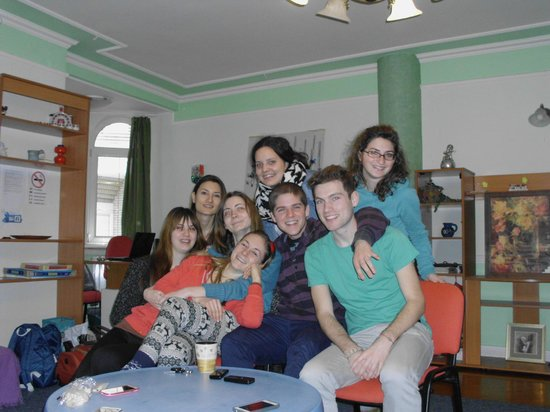 Cherry Hostel: Nice stuff and guests