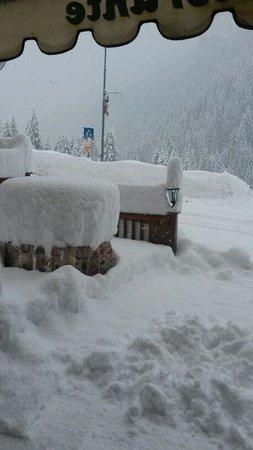 Hotel La Sponda : Neve 2014