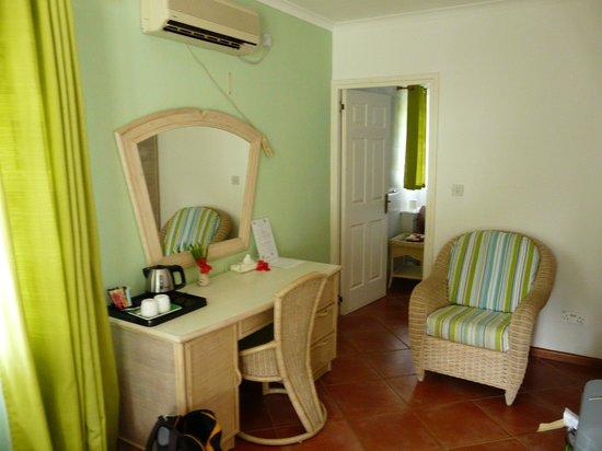 L'Habitation Hotel : Chambre