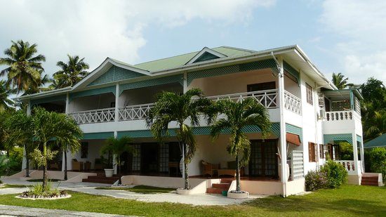 L'Habitation Hotel: Terrasses
